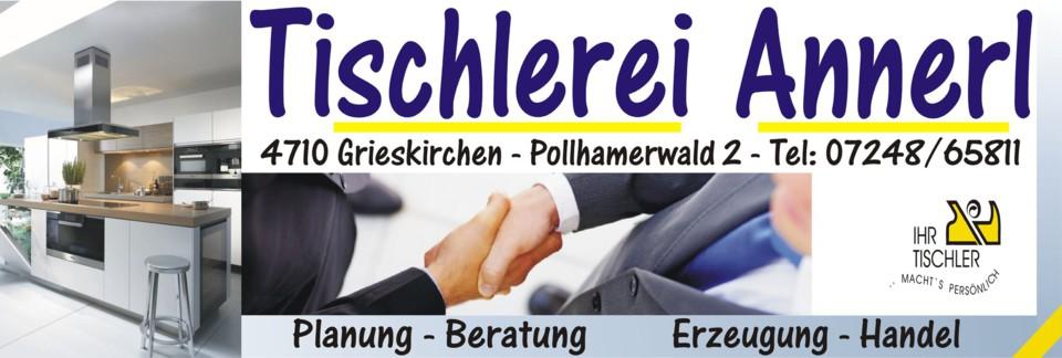 Tischlerei Annerl Grieskirchen / Tollet